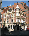 SP0687 : The Old Royal, corner of Church Street and Cornwall Street B3 by Robin Stott