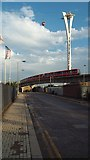 TQ3980 : Dock Road, near Canning Town by Malc McDonald