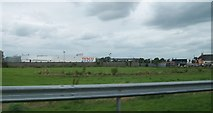 N3524 : Tesco Extra Store at the Tullamore Business Park by Eric Jones