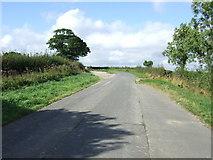 SK7060 : Road towards Winkburn by JThomas