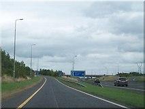 N4237 : Amach/Exit 4 on the Irish M6 by Eric Jones
