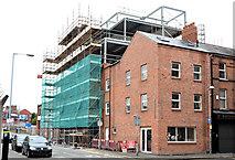 J3374 : Building, Belfast (3 in 2013) by Albert Bridge