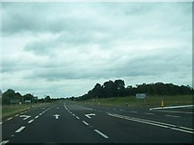 N4143 : The N52 at its junction with the L1127 Rochfortbridge Road by Eric Jones
