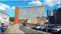 TQ7568 : Medway Street, Chatham by Malc McDonald