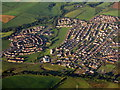 NS4418 : Drongan from above the A70 by M J Richardson