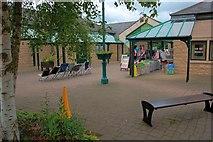 SK2566 : Peak Village Shopping Centre by Mick Garratt