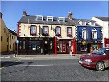 N9690 : Railway Bar / Key & Heel Bar / Calone, Ardee by Kenneth  Allen