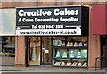 "J3773 : ""Creative Cakes"", Belfast by Albert Bridge"