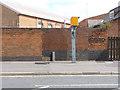 SK3634 : Speed Camera on Osmaston Road by Alan Murray-Rust
