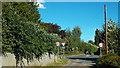 TQ7372 : Road junction at Mockbeggar, near Strood by Malc McDonald