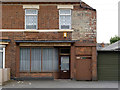 SK3734 : Former newsagents shop, London Road by Alan Murray-Rust