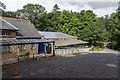 SO0560 : Rock Park Health Centre, Rock Park, Llandrindod Wells, Powys by Christine Matthews