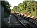 TQ0074 : Staines to Windsor branch line by Alan Hunt