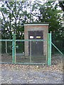 TM0981 : Pump House off Bressingham Road by Adrian Cable