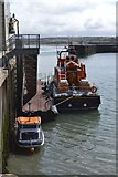 ND1070 : RNLI's Severn Class Lifeboat 17-42 'The Taylors' at Scrabster, near Thurso - 2 by Terry Robinson