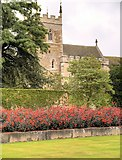 SK9239 : The Parish Church of St Peter and St Paul, Belton by David Dixon