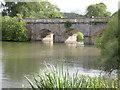 SK8832 : Harlaxton Manor Drive Bridge by Alan Murray-Rust