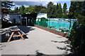SO9063 : Droitwich Lido by Philip Halling