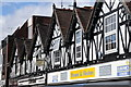 SO9063 : Gables on Droitwich High Street by Philip Halling