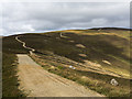 NO4068 : Track on Rough Craig by William Starkey