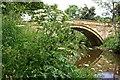 NZ8005 : Bridge over River Esk, Egton Bridge by Paul Buckingham