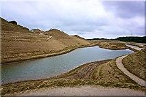 NZ2377 : Northumberlandia by Paul Buckingham