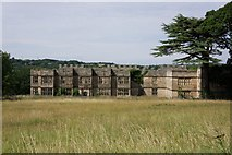 NZ1758 : Gibside Hall by Paul Buckingham