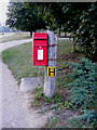 TM1080 : The Green Postbox by Adrian Cable