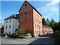 SO4051 : The Old Corn Mill, Weobley by Jaggery