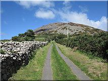 SH2734 : Carn Fadryn by Trevor Littlewood