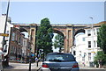 TQ3005 : London Road Railway Viaduct by N Chadwick