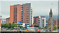J3475 : Pilot Street apartments, Belfast (5) by Albert Bridge