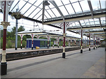 SD9851 : Skipton Station by Dr Neil Clifton