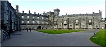 S5055 : Kilkenny Castle (Courtyard) by Kenneth  Allen
