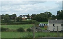 N0430 : Farmhouse just south of the R444 at Clonfinlough by Eric Jones