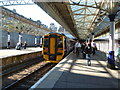 NJ9405 : Aberdeen Station by Dr Neil Clifton