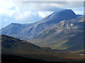 NN1671 : Ben Nevis from Beinn a' Bhric by William Starkey
