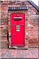 SO8218 : Victorian postbox, Gloucester Docks by Brian Robert Marshall
