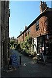 TQ9220 : Church Square, Rye by Richard Gadsby