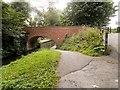 SK8833 : Grantham Canal, Harlaxton Bridge by David Dixon