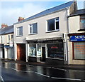 SO6514 : Terry's butchers and fresh fish shop, Cinderford by Jaggery