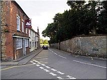 SK8836 : Main Street, Barrowby by David Dixon