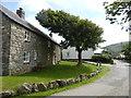 SW4839 : Houses in Trevega by David Medcalf