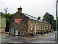 SE0623 : Sowerby Bridge:  Jubilee Refreshment Rooms by Dr Neil Clifton