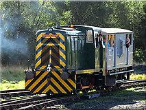 NO3700 : Shunting engine by William Starkey