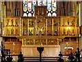 SK7953 : The Church of St Mary Magdalene, Altar and Reredos by David Dixon
