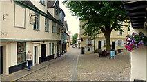 TG2308 : Elm Hill, Norwich by Jonathan Billinger