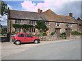 ST4203 : Manor Farmhouse, Burstock by Vieve Forward