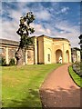 SE4017 : Rose Garden, Nostell Priory by David Dixon