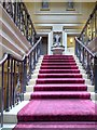 SE4017 : South Stairs, Nostell Priory by David Dixon